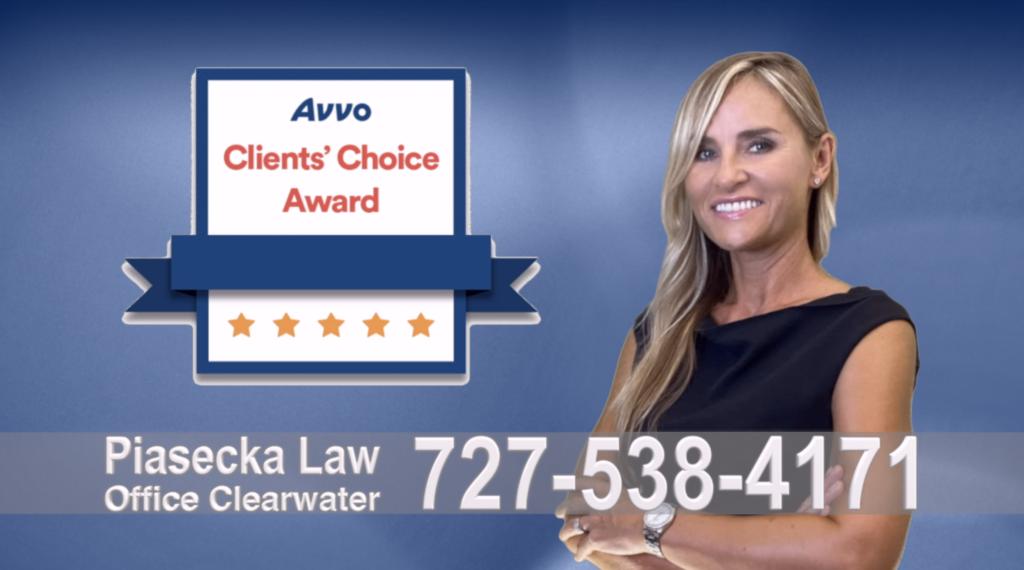 Divorce Immigration Clearwater, avvo-clients-choice-award-reviews-opinie-agnieszka-aga-piasecka-polish-lawyer-attorney-opinie-klientow-best-najlepszy-polskojezyczny-prawnik-polski-adwokat-florida-floryda-usa-2